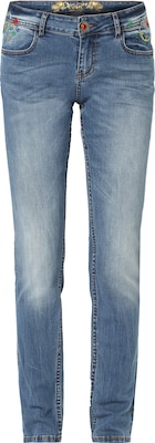 Desigual Slim-fit-Jeans 'Refriposas'