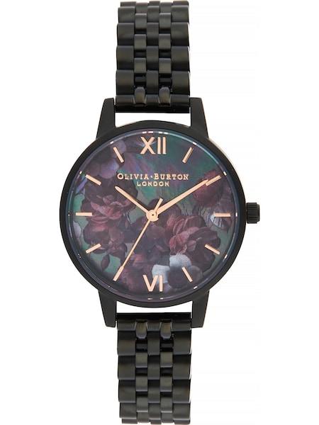 Uhren für Frauen - Olivia Burton Uhr 'After Dark OB16AD41' schwarz  - Onlineshop ABOUT YOU