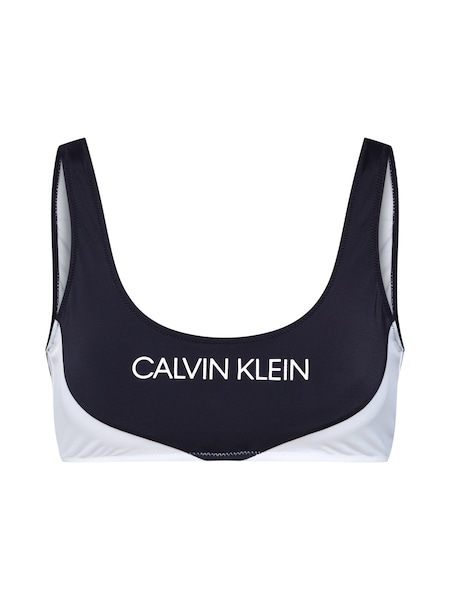 Bademode - Bikini Top 'BRALETTE' › Calvin Klein Swimwear › schwarz  - Onlineshop ABOUT YOU