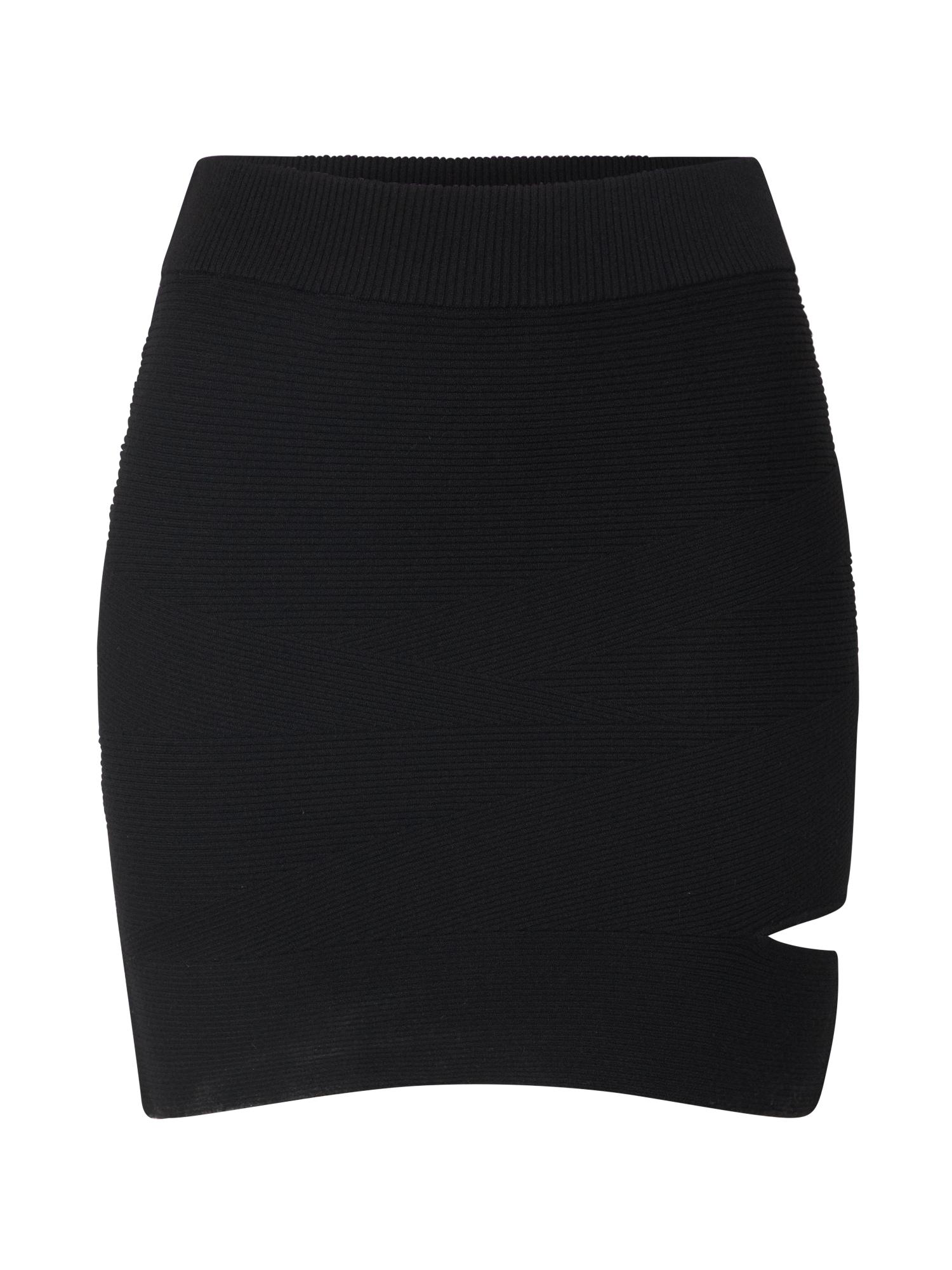 DIESEL Sijonas 'M-Sland Skirt' juoda