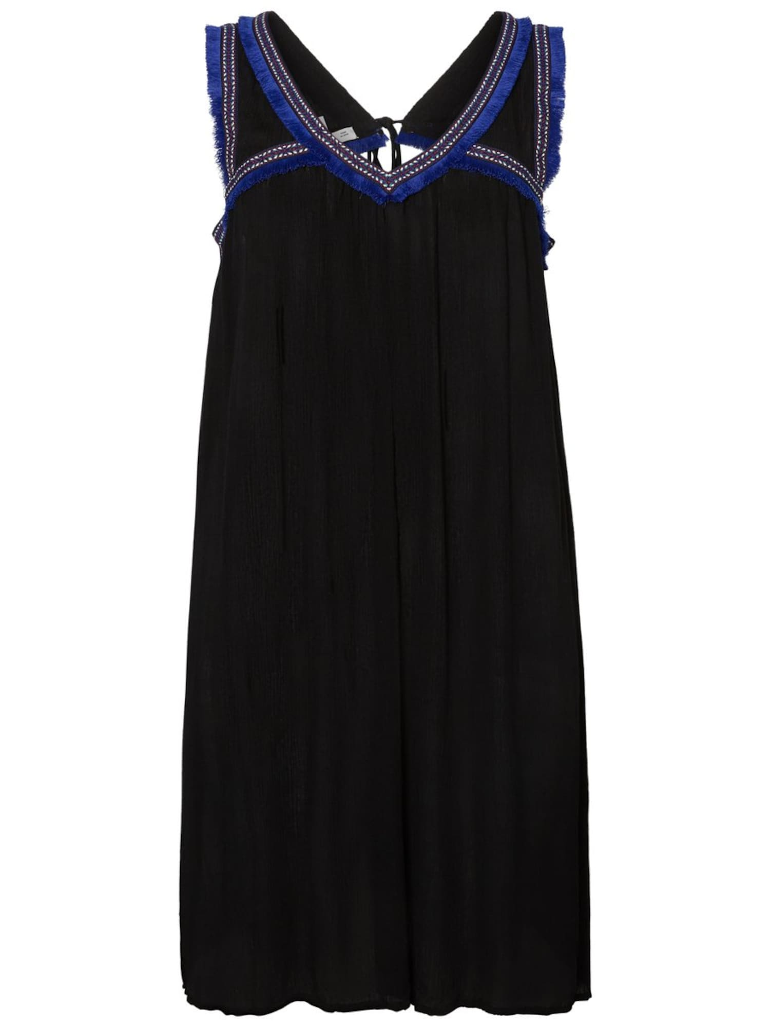 Plážové šaty Brynja modrá černá Junarose