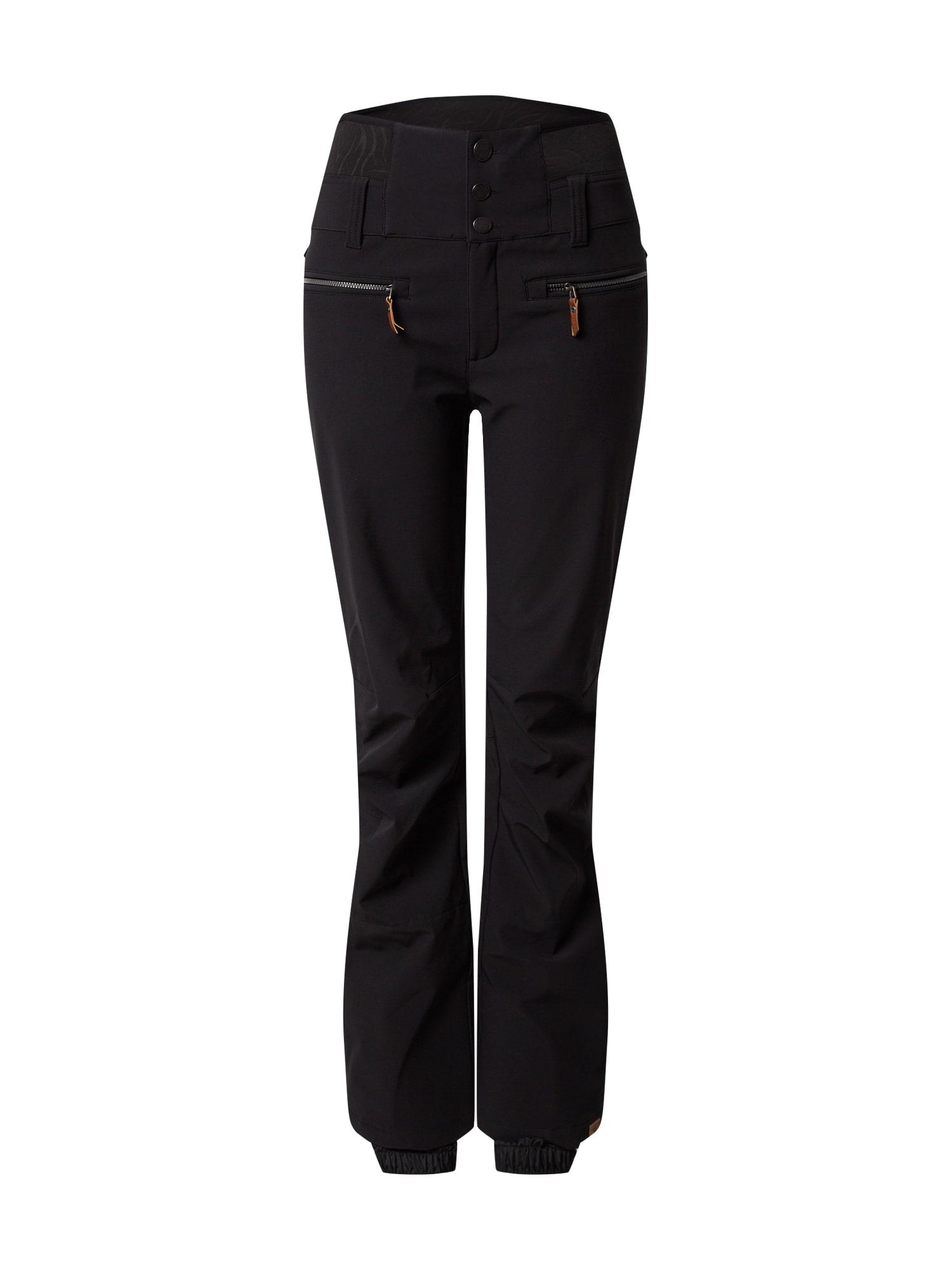 ROXY Funkcinės kelnės 'Rising High' juoda