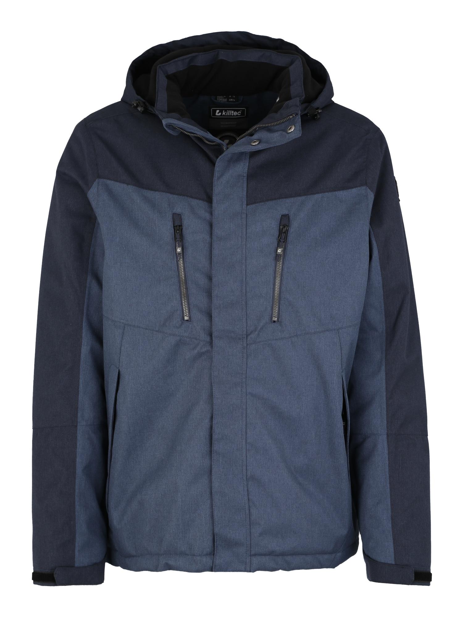 Outdoorová bunda Tiggo modrá tmavě modrá KILLTEC
