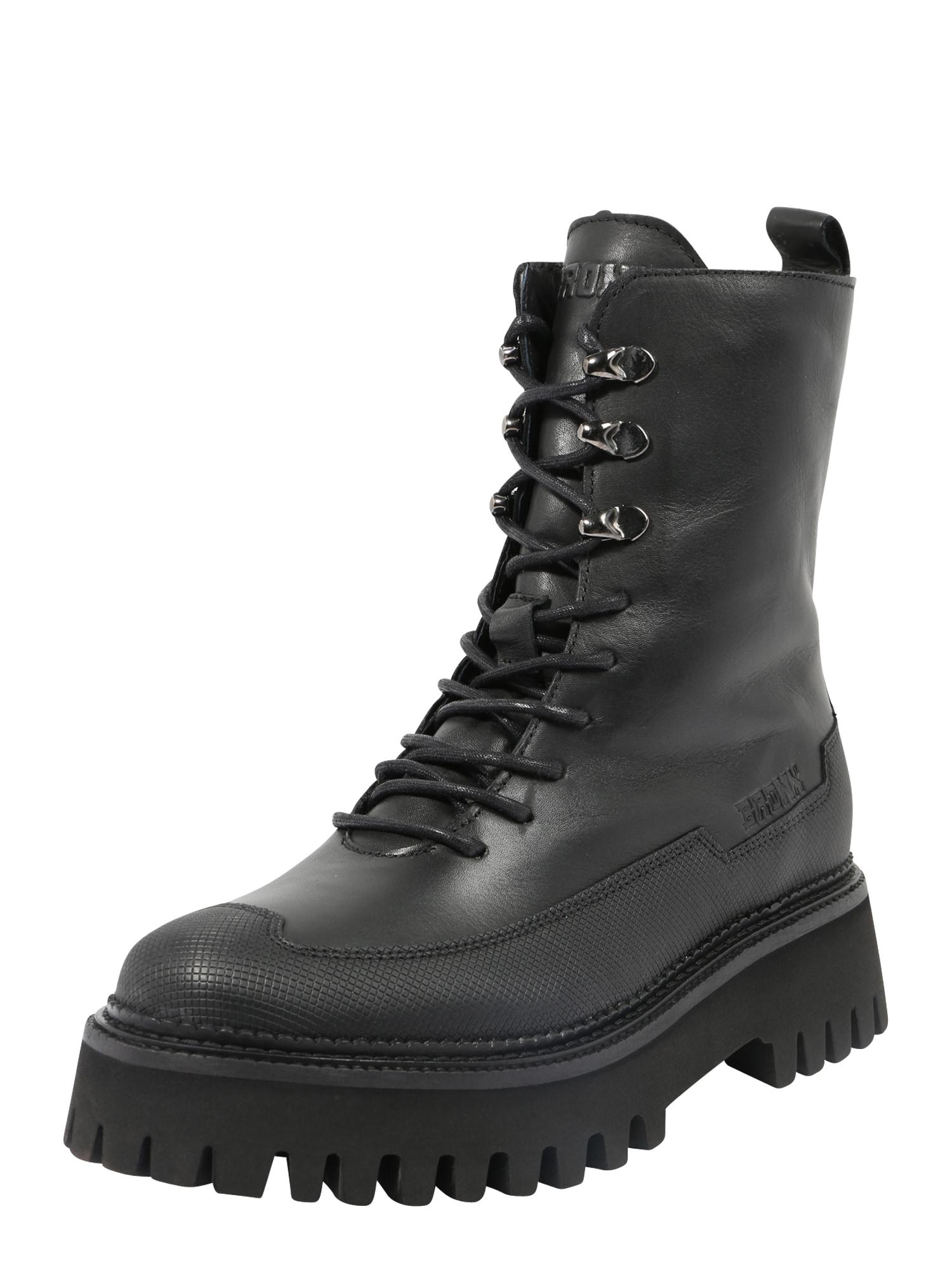 BRONX Suvarstomieji kulkšnis dengiantys batai