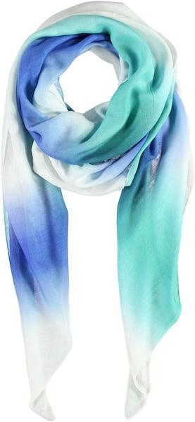 Schals für Frauen - Passigatti Viskose Tuch blau  - Onlineshop ABOUT YOU