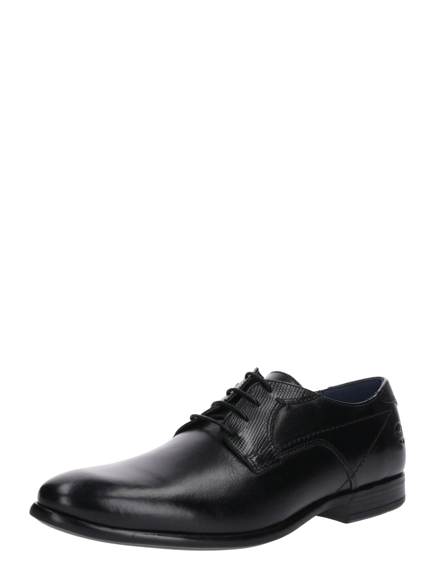 Dockers by Gerli Batai su raišteliais juoda