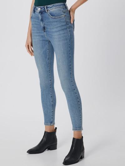 Jeans 'ONLEMILY LIFE HW ST RAW CRPANK'