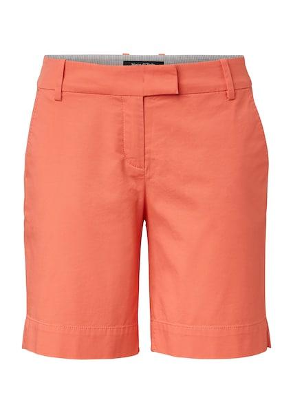 Hosen für Frauen - Marc O'Polo Short 'Torne Summer' dunkelorange  - Onlineshop ABOUT YOU