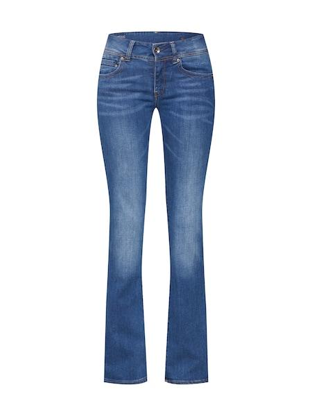 Hosen für Frauen - G STAR RAW Jeans 'Midge Mid Bootcut Wmn' blue denim  - Onlineshop ABOUT YOU