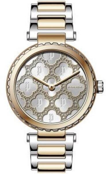 Uhren für Frauen - POLICE Quarzuhr 'BELLA' gold silber  - Onlineshop ABOUT YOU
