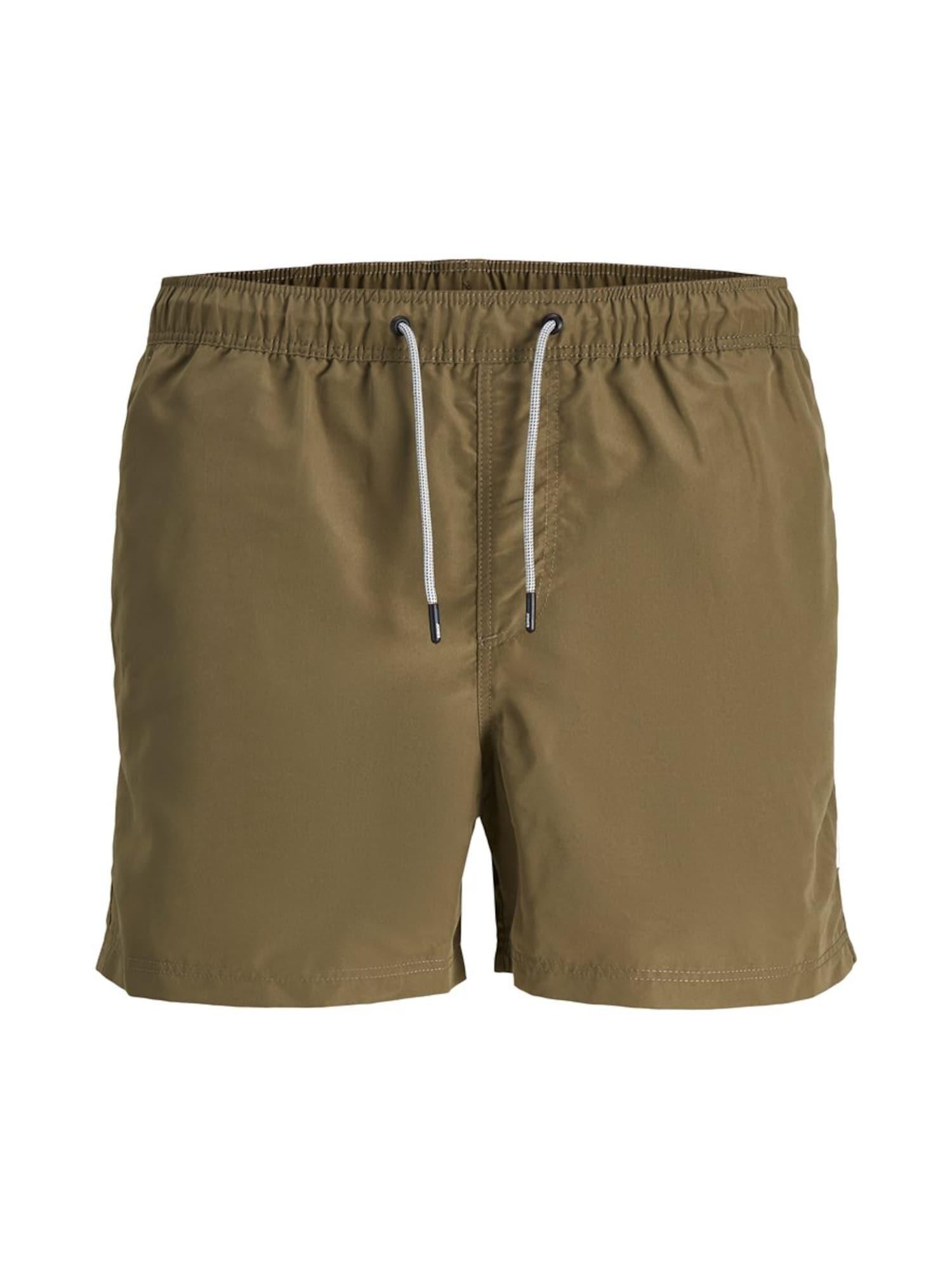 JACK & JONES Plavecké šortky 'ARUBA'  zelená