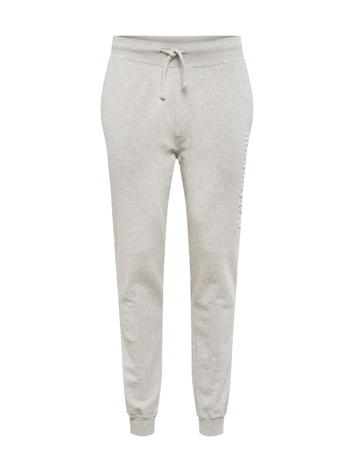 Kalhoty šedý melír Best Company