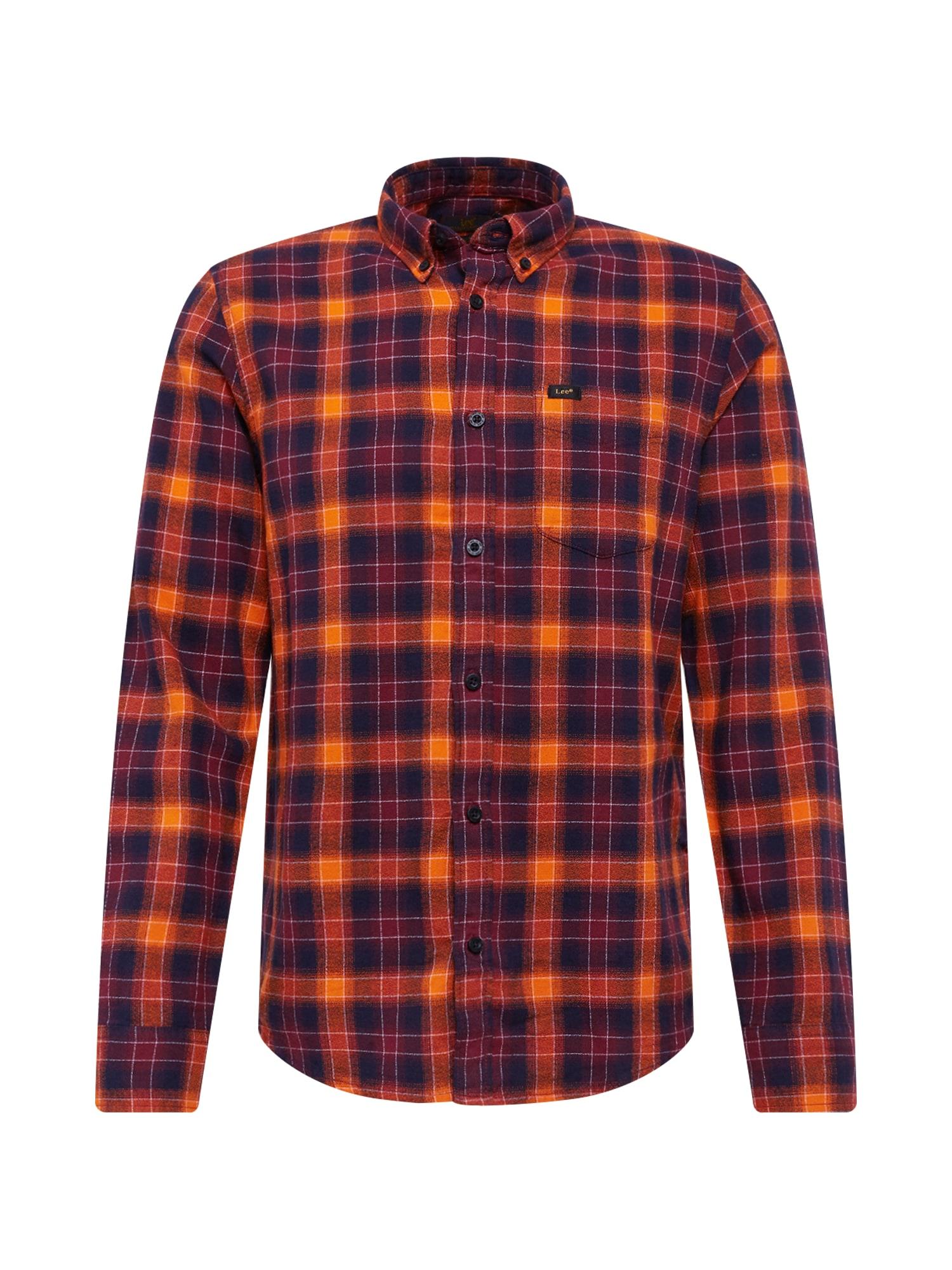 Lee Dalykiniai marškiniai mišrios spalvos