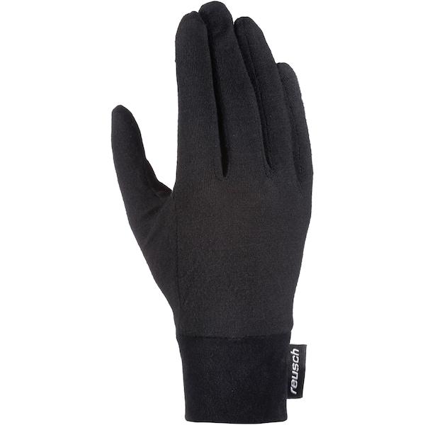 Handschuhe für Frauen - REUSCH Fingerhandschuhe 'LINER' schwarz  - Onlineshop ABOUT YOU