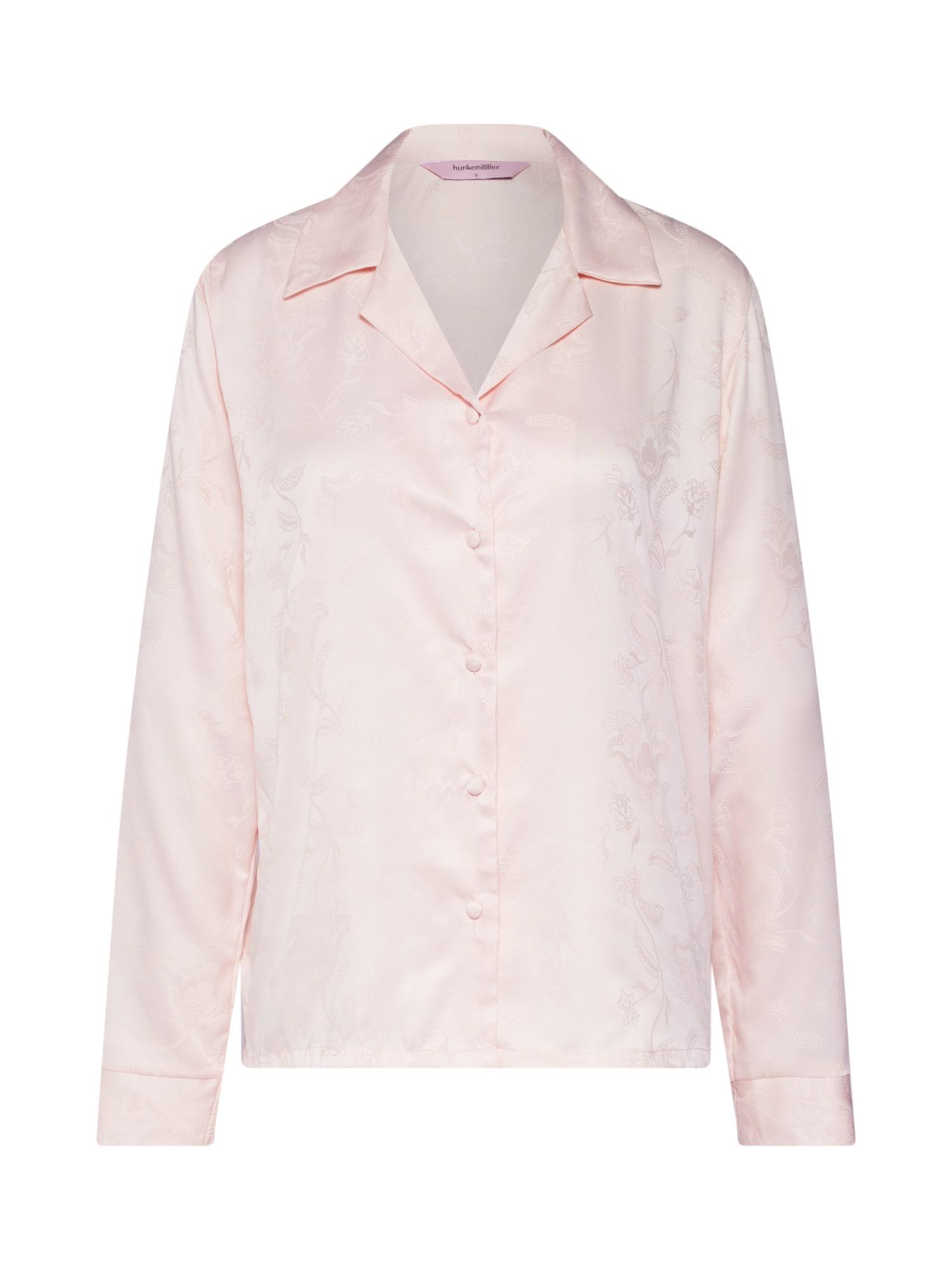 Noční košilka pink Hunkemöller