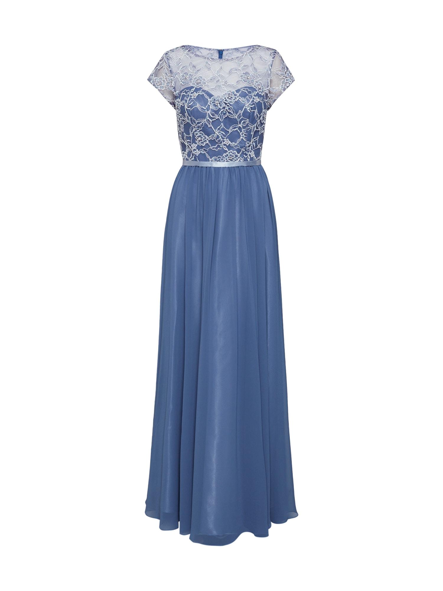 MAGIC NIGHTS Vakarinė suknelė mėlyna dūmų spalva
