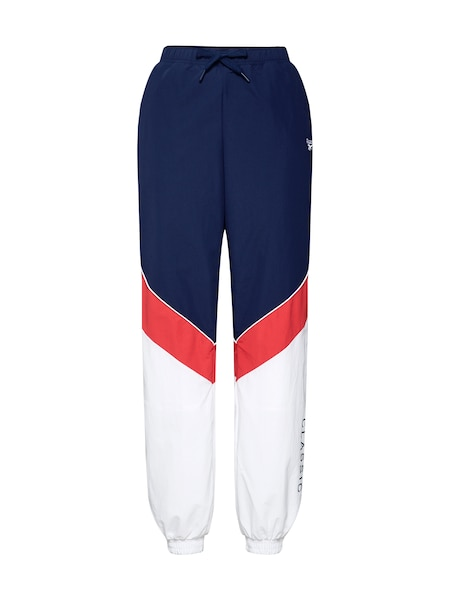 Hosen - Hose 'CL TRACKPANTS' › Reebok Classic › navy rot weiß  - Onlineshop ABOUT YOU
