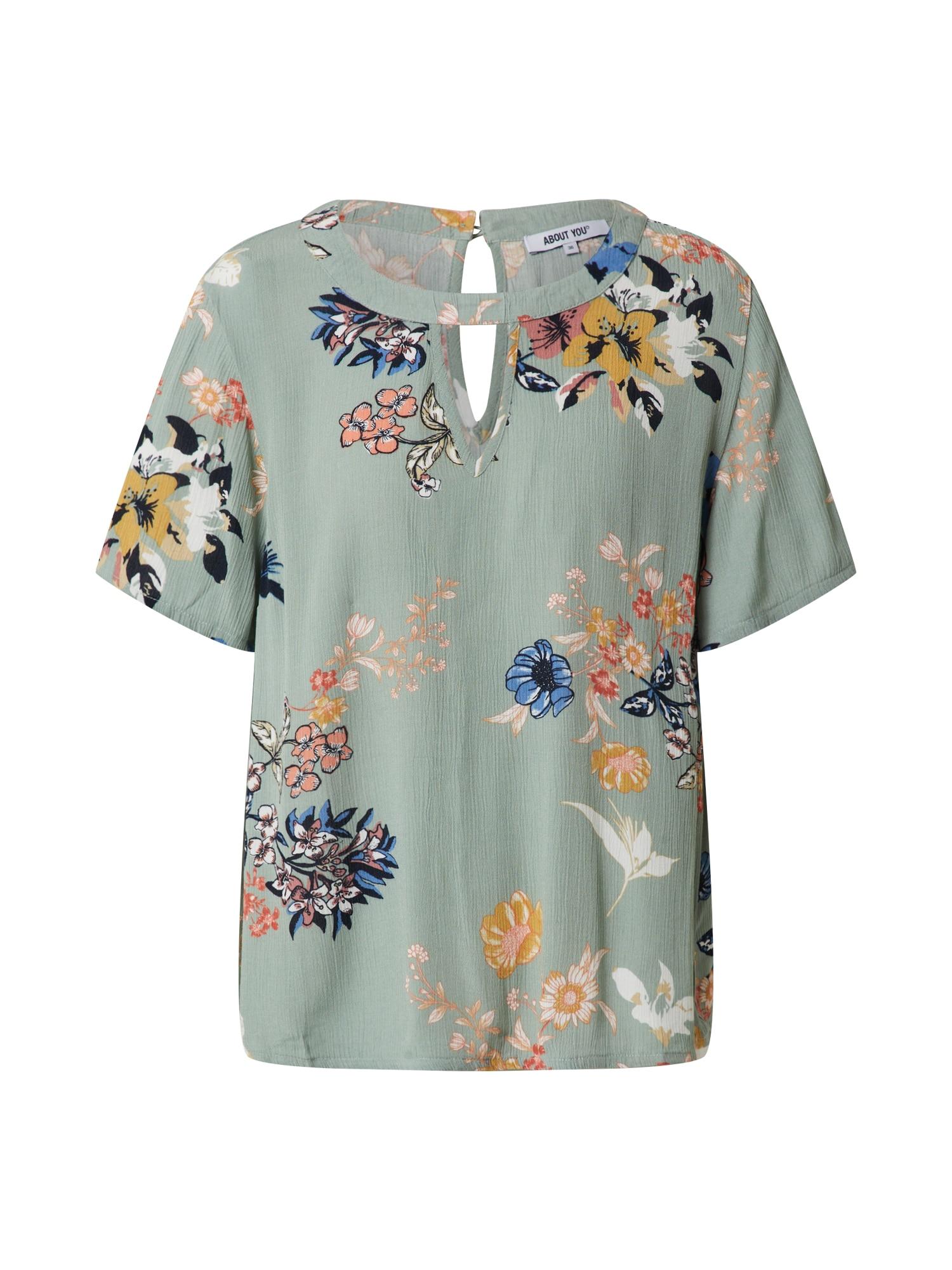 ABOUT YOU Marškinėliai 'Danai' mišrios spalvos
