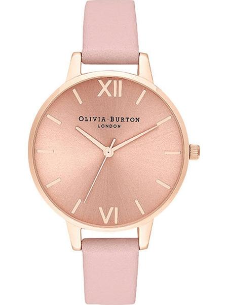 Uhren für Frauen - Uhr 'Sunray Dial OB16GSET23' › Olivia Burton › altrosa  - Onlineshop ABOUT YOU
