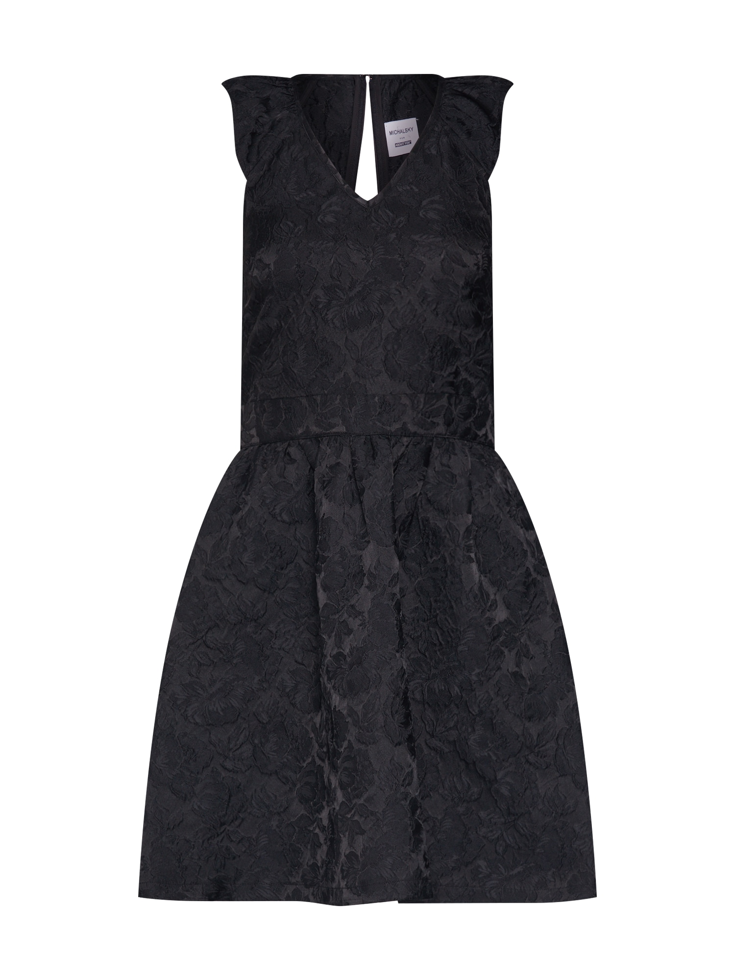 Šaty Fenja černá MICHALSKY FOR ABOUT YOU