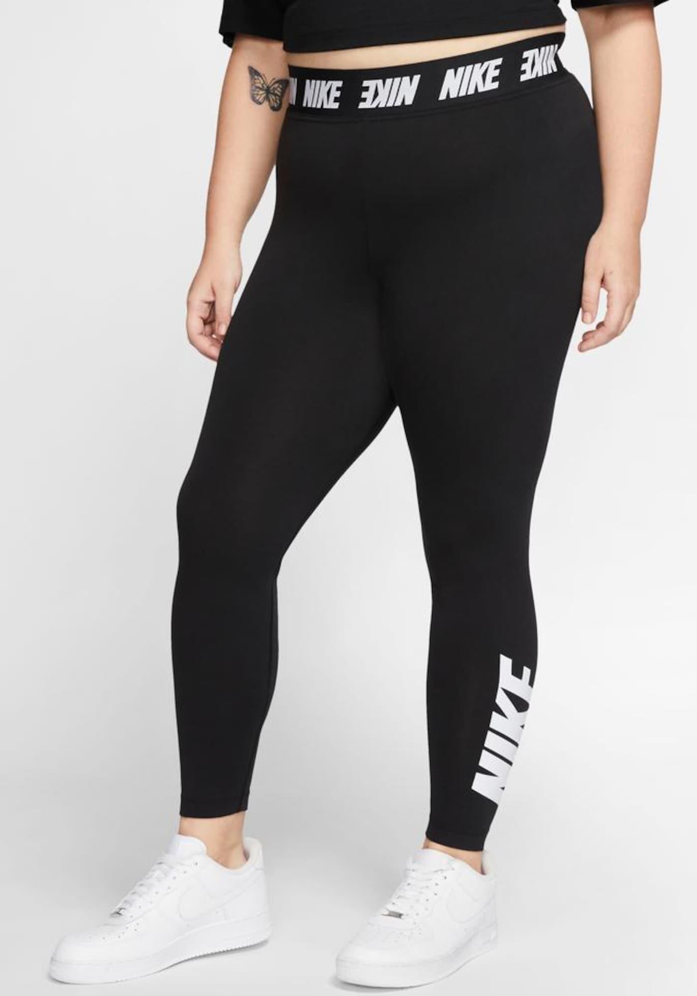 Nike Sportswear Leggings  čierna