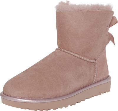 UGG Snowboots 'Mini Bailey Bow II Metallic'