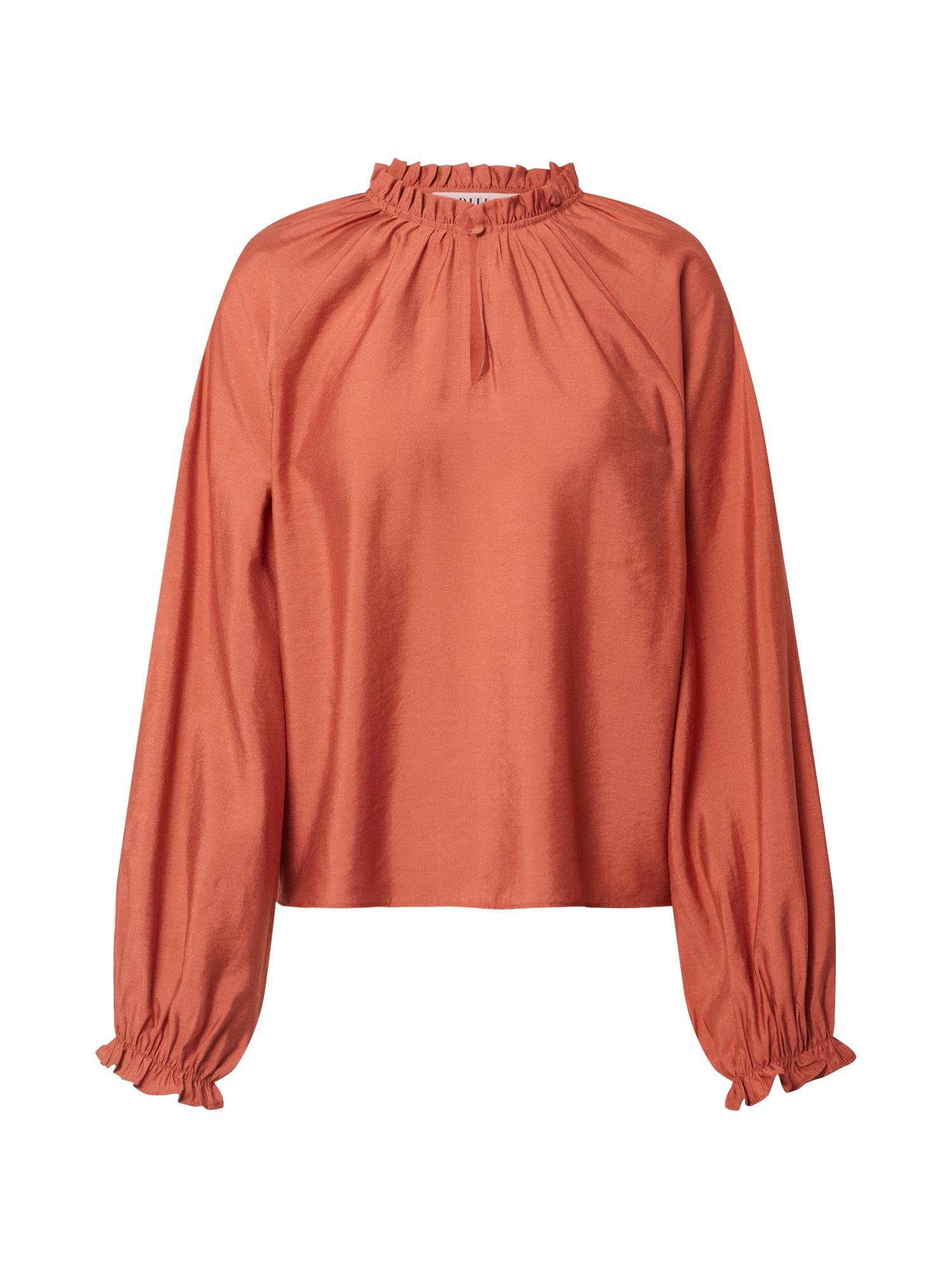 EDITED Palaidinė 'Belisa' oranžinė / oranžinė-raudona