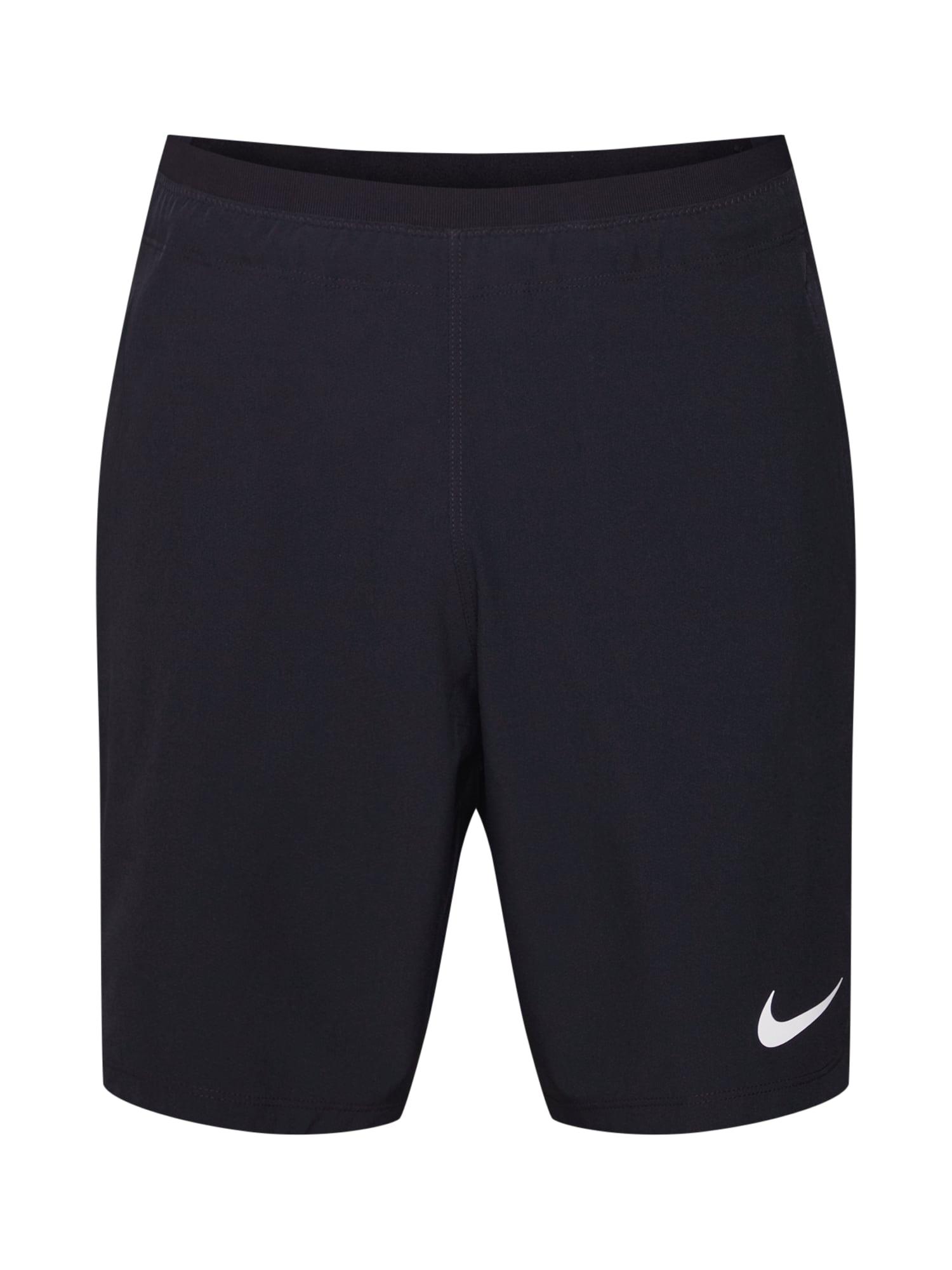 NIKE Sportinės kelnės 'M NP FLEX REPEL NPC' juoda