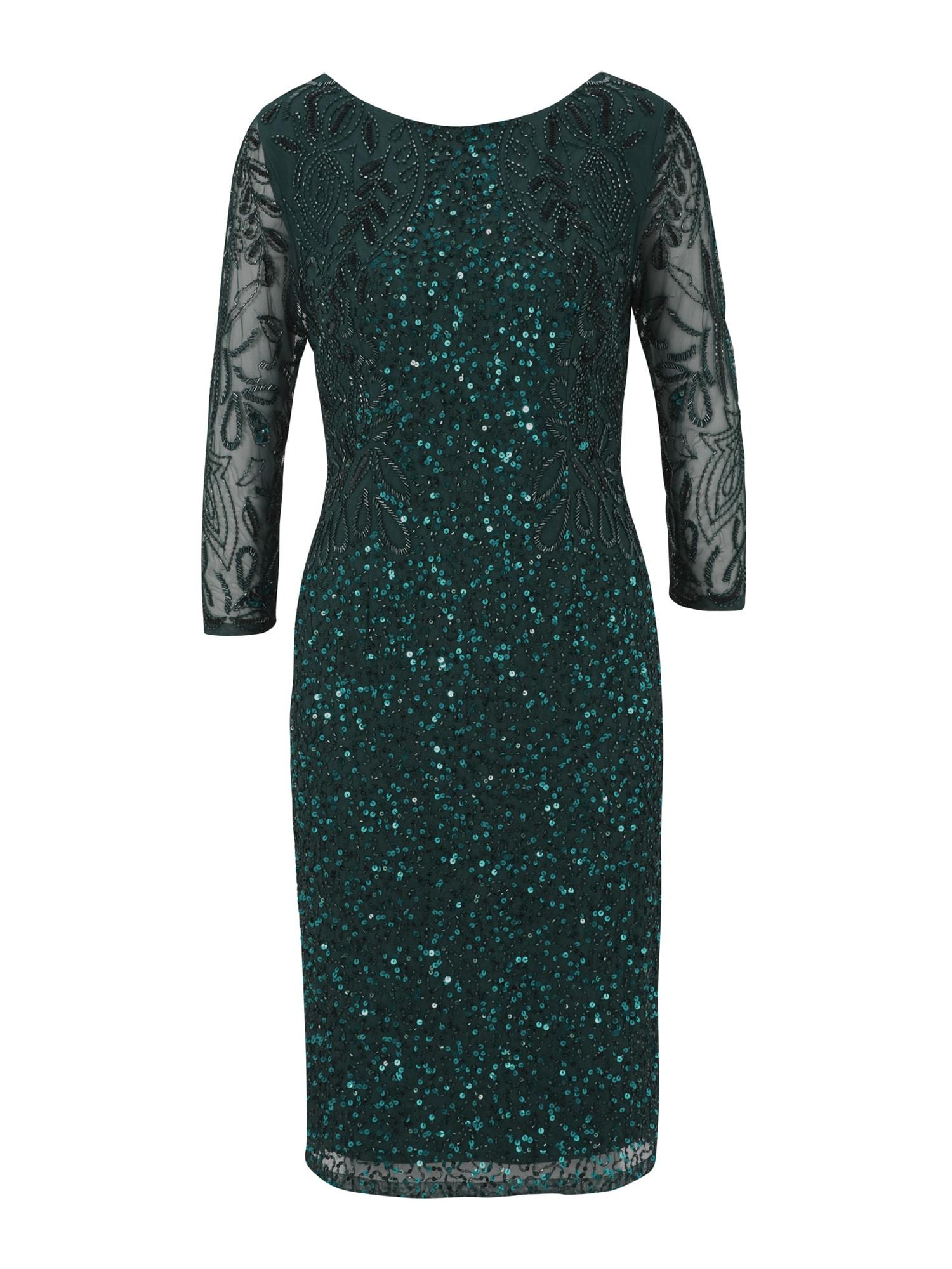 heine Koktejlové šaty  smaragdová