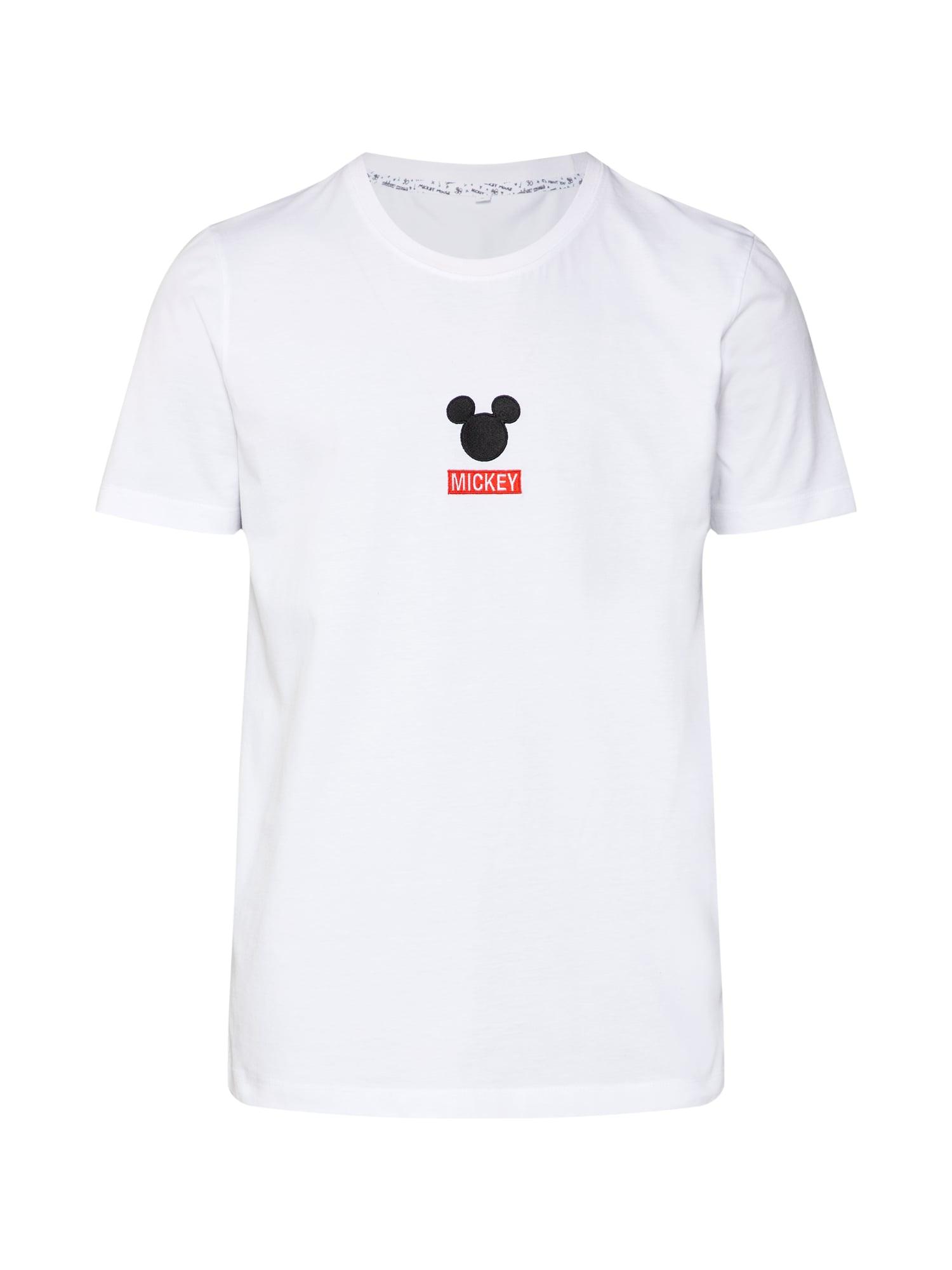 Tričko Davin bílá Disney X ABOUT YOU