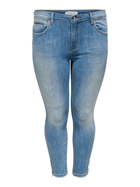 Hosen - Jeans › ONLY Carmakoma › blau  - Onlineshop ABOUT YOU