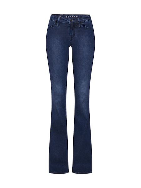 Hosen für Frauen - Jeans 'FARRAH SAPP' › Denham › blue denim  - Onlineshop ABOUT YOU