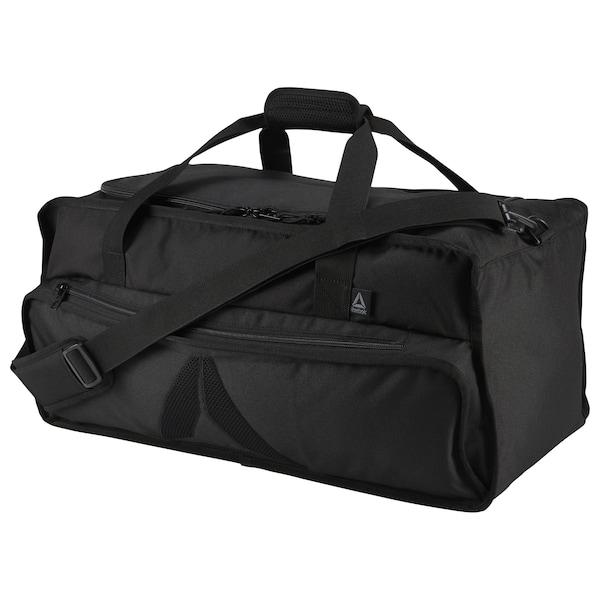 Sporttaschen für Frauen - REEBOK Sporttasche 'Active Enhanced Grip Bag Large' schwarz  - Onlineshop ABOUT YOU