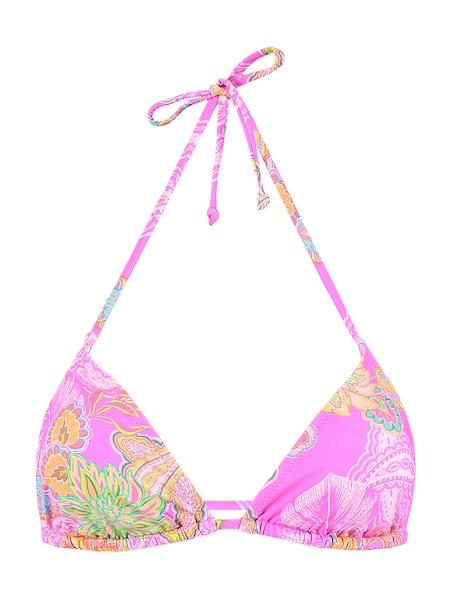 Bademode - Bikinitop 'Palawan Tess triangle top' › Shiwi › mehrfarbig  - Onlineshop ABOUT YOU
