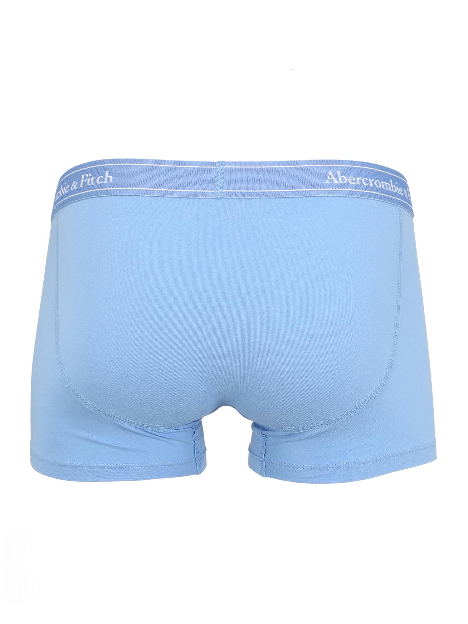 Abercrombie & Fitch Boxershorts  vit / blå / svart / gråmelerad