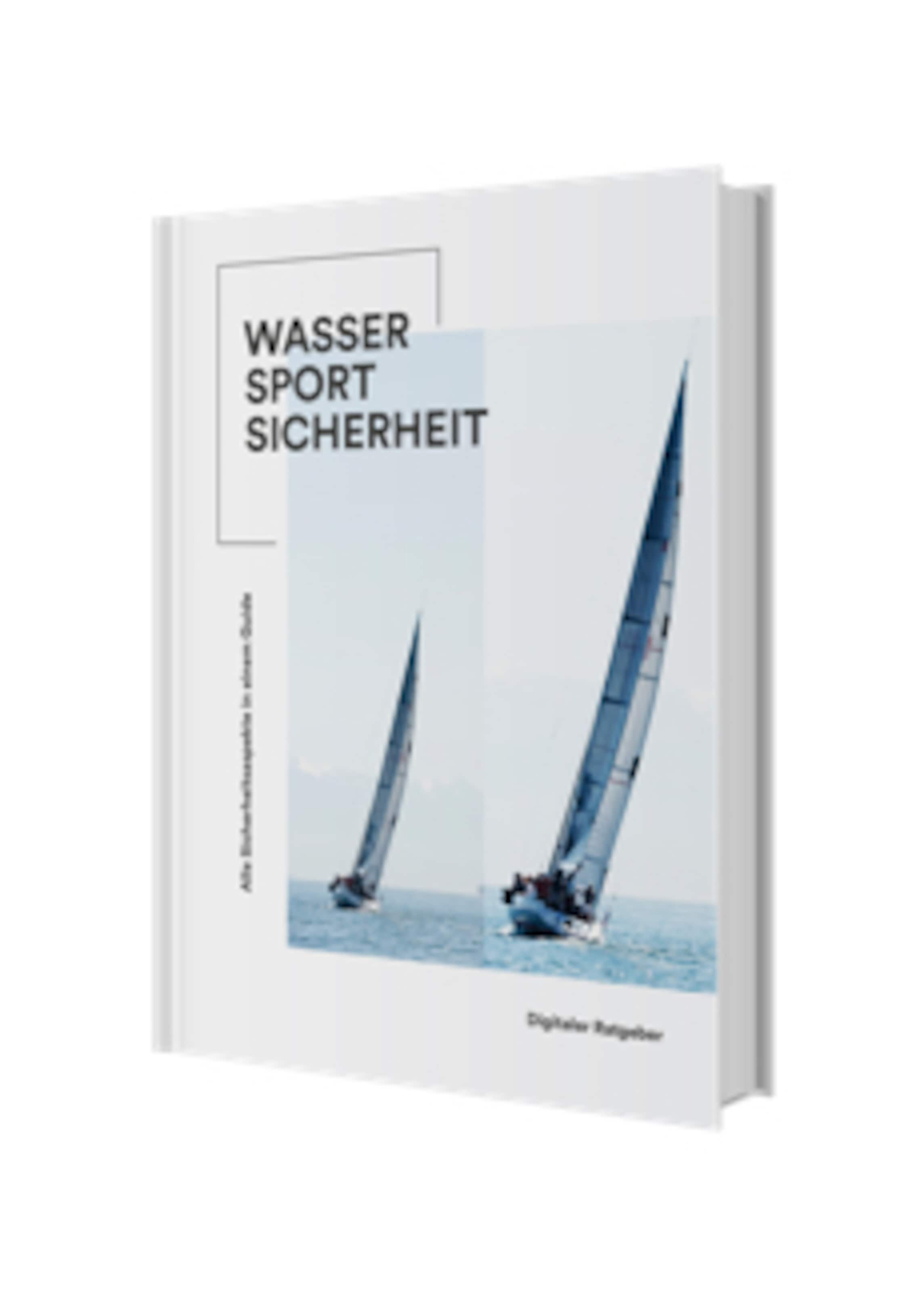 Wassersportsicherheit Ebook Cover