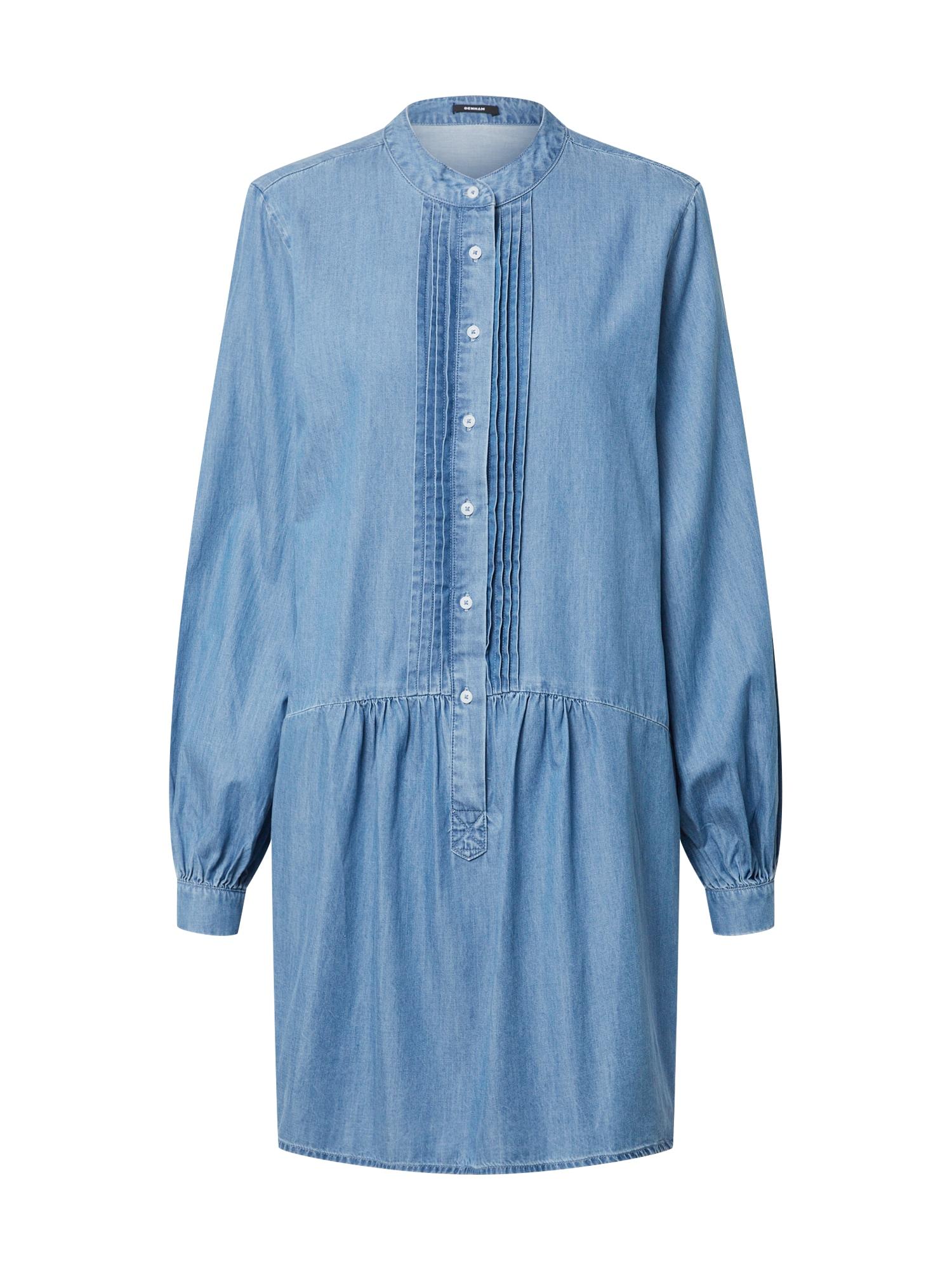 DENHAM Palaidinės tipo suknelė tamsiai (džinso) mėlyna