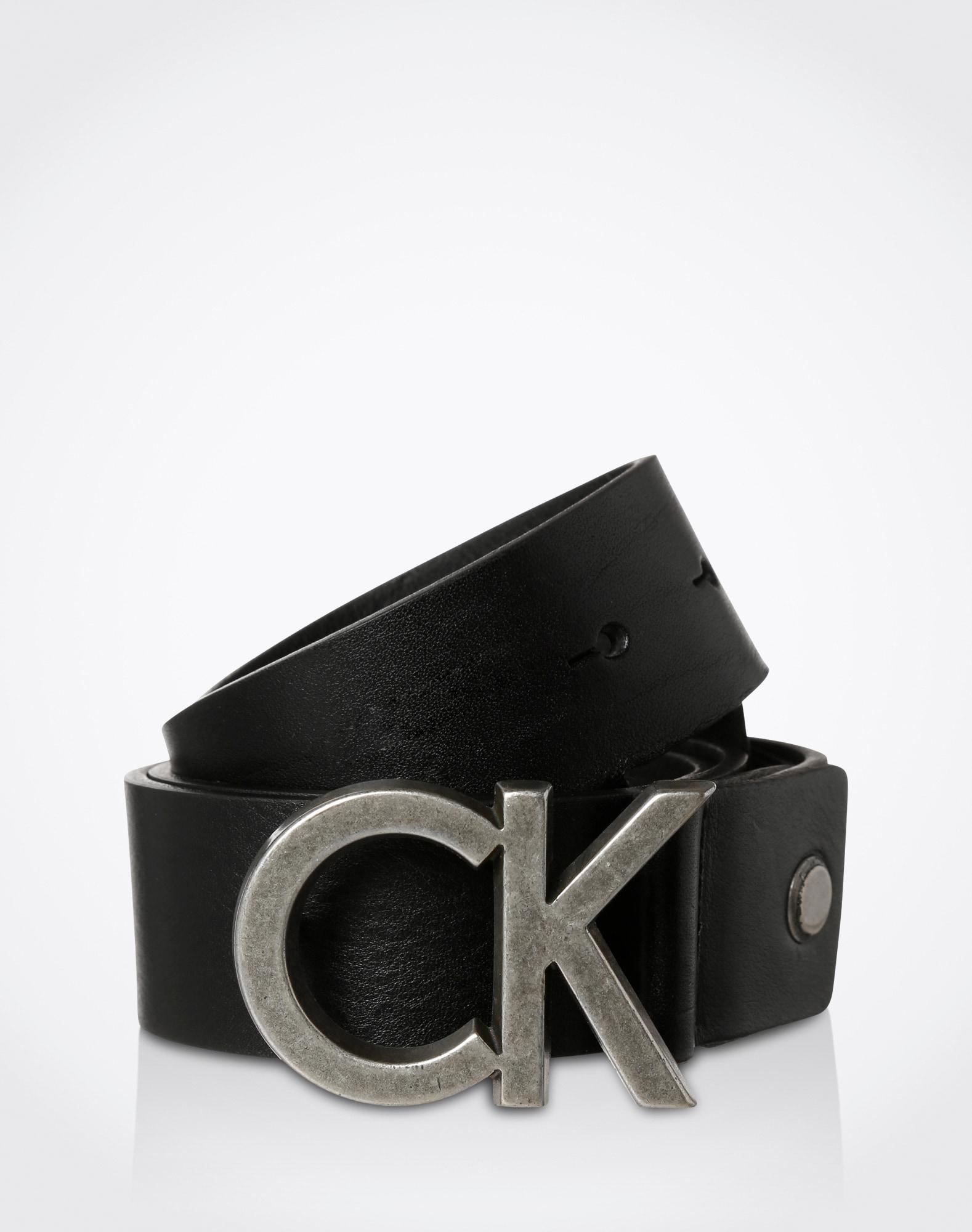 Calvin Klein Diržas juoda