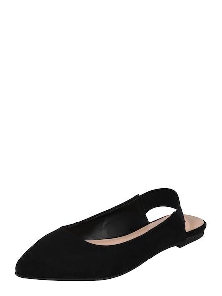 Ballerinas für Frauen - ONLY Ballerina schwarz  - Onlineshop ABOUT YOU
