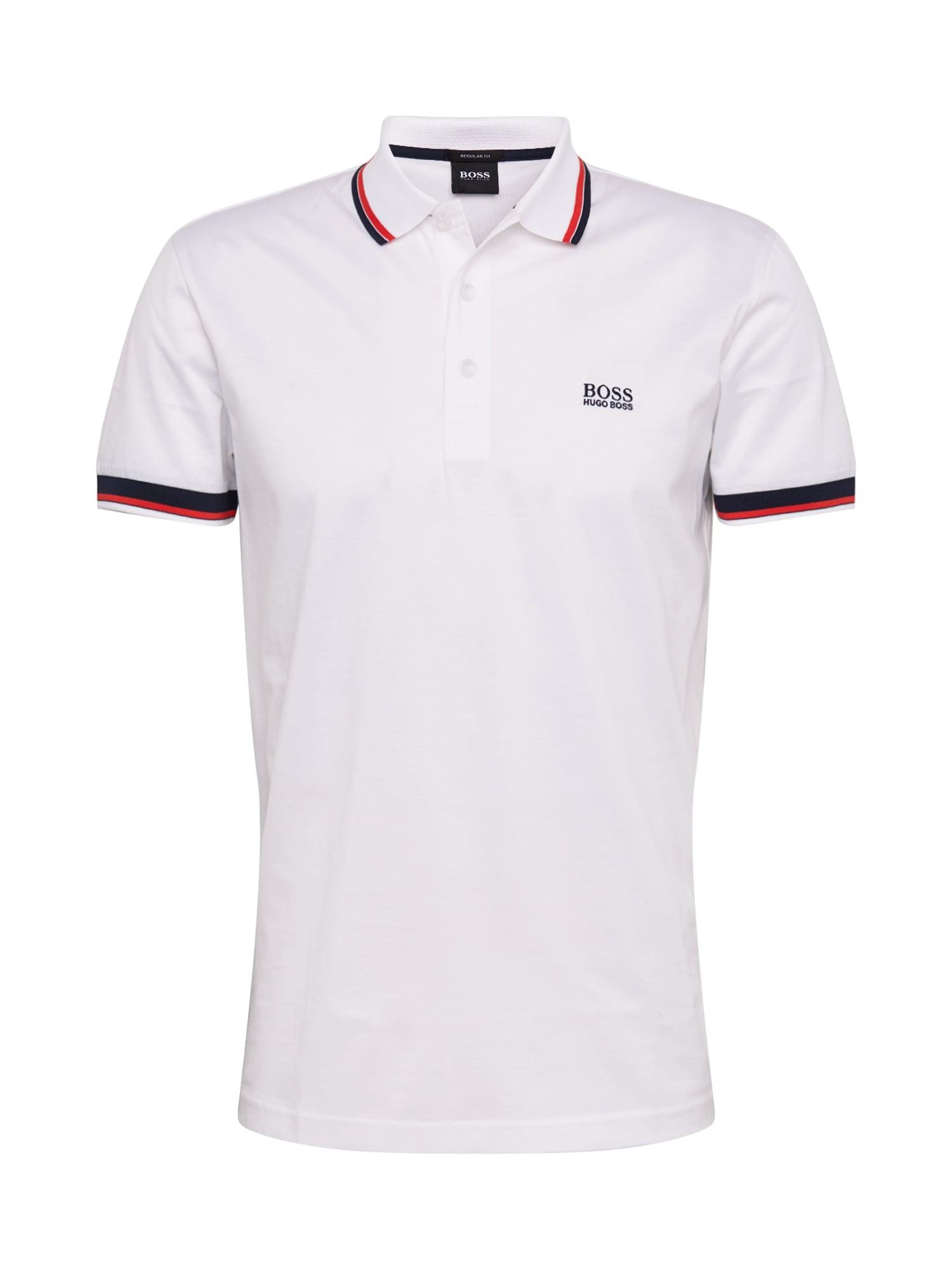 BOSS ATHLEISURE Marškinėliai 'Paddy AP' balta