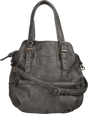 TAMARIS Handtasche 'Hayden' in Used-Optik