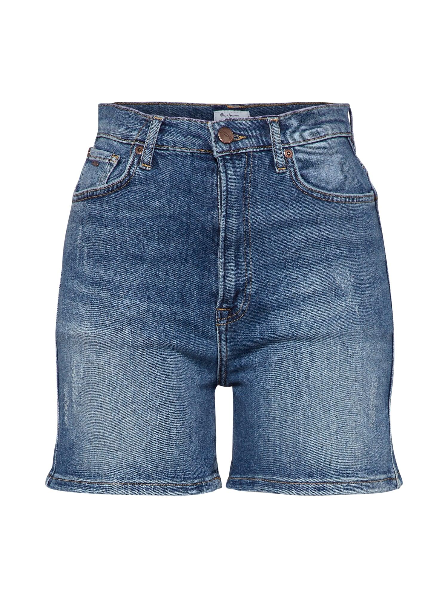 Džíny BETTY modrá Pepe Jeans