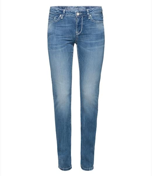 Hosen für Frauen - Soccx Jeans blue denim  - Onlineshop ABOUT YOU