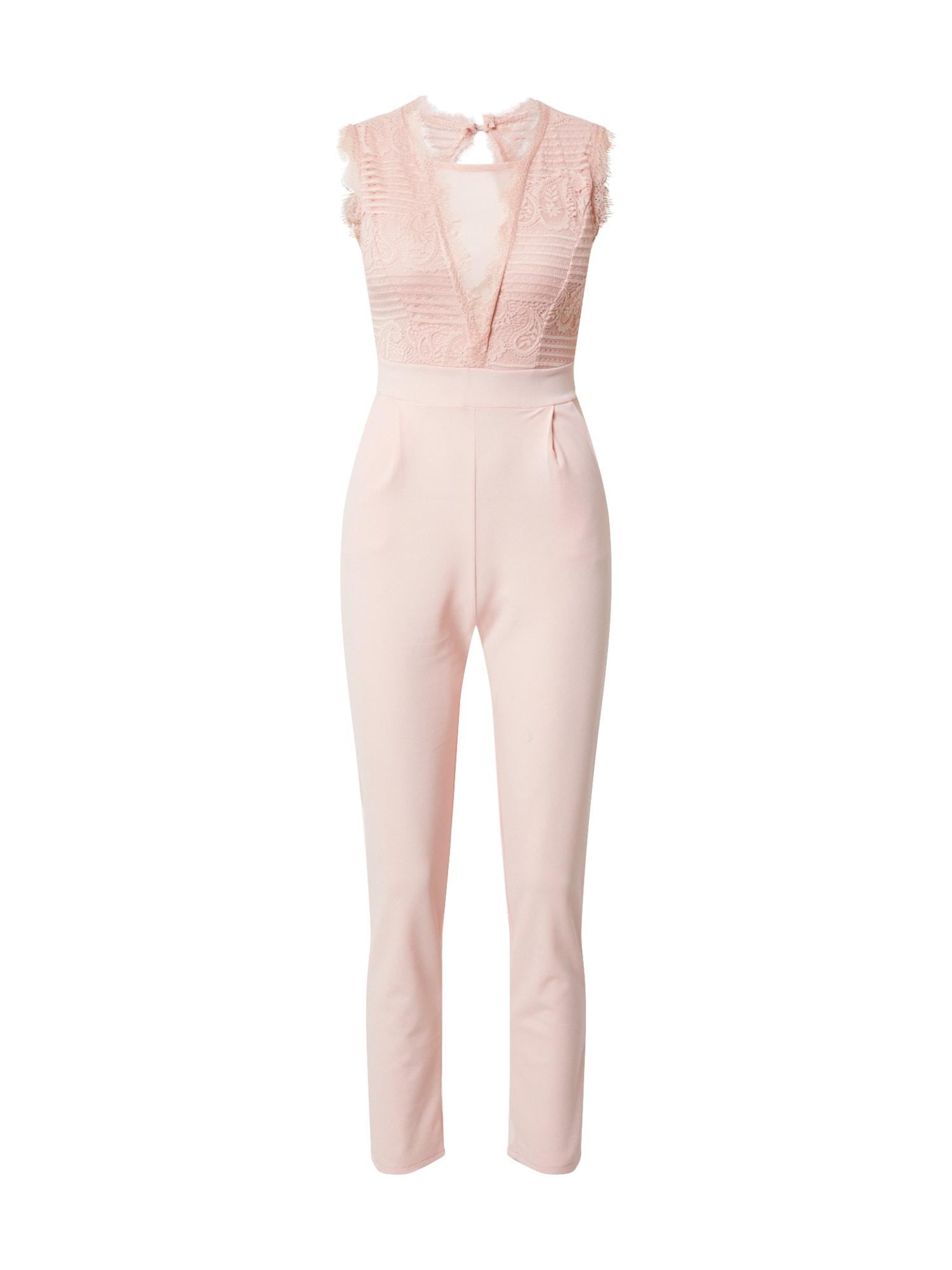 WAL G. Vienos dalies kostiumas rožinė