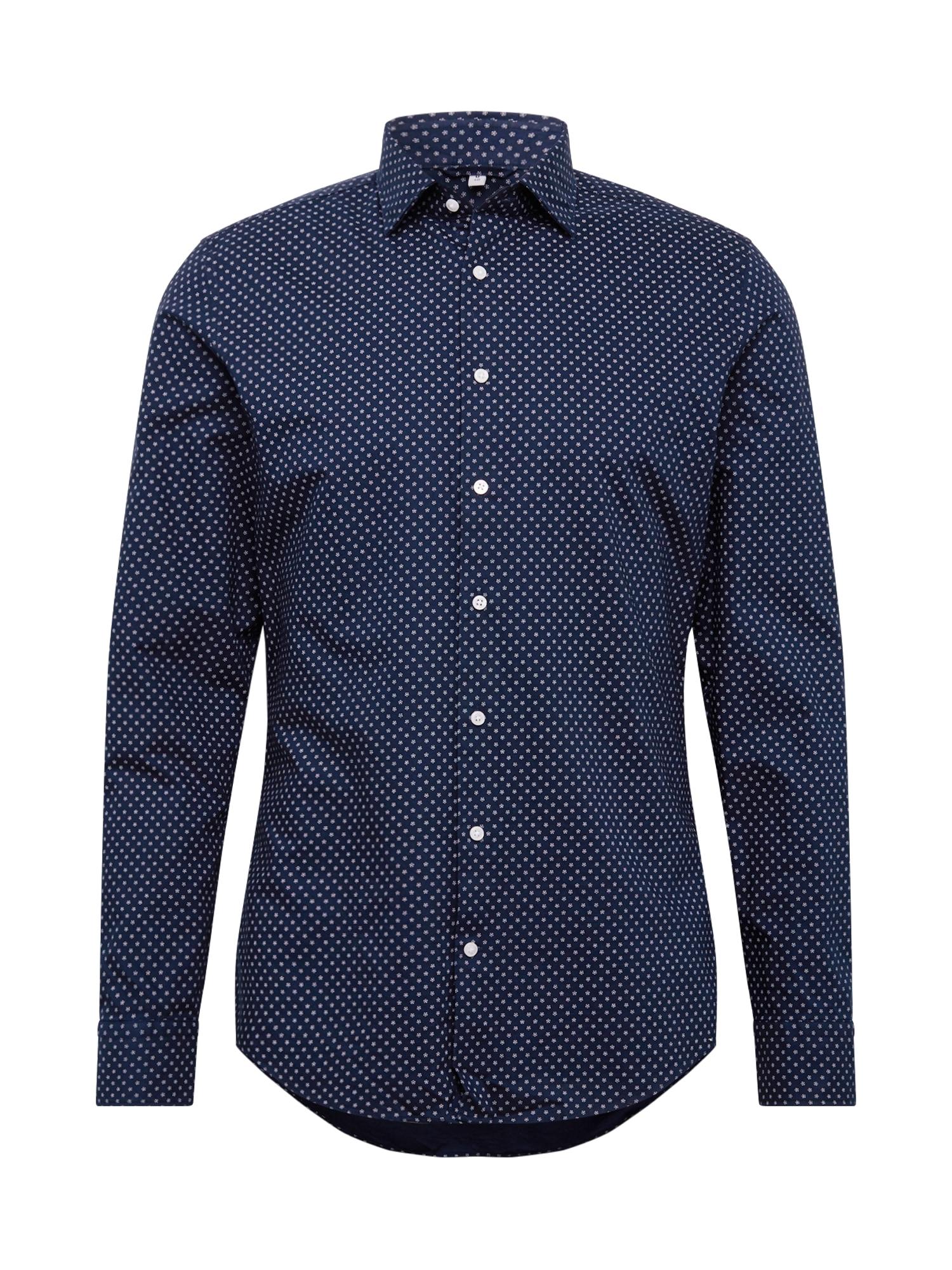 SEIDENSTICKER Dalykinio stiliaus marškiniai