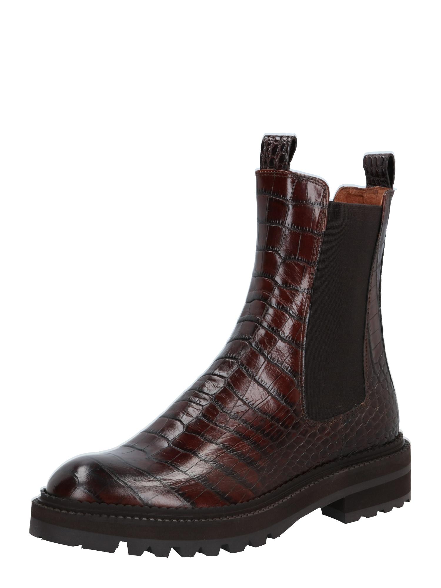 "Billi Bi ""Chelsea"" batai ruda / juoda"