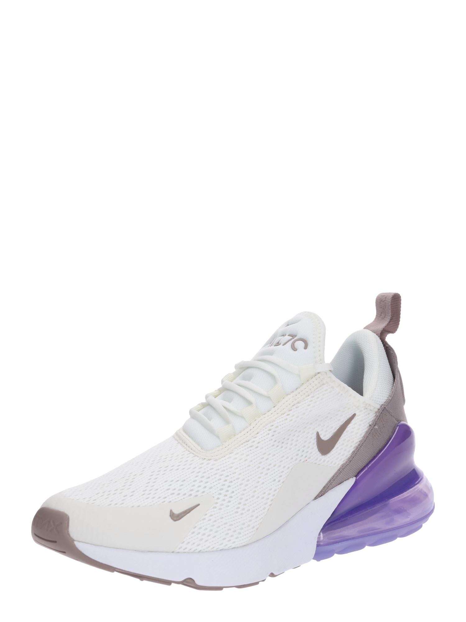 Tenisky Air Max 270 fialová bílá Nike Sportswear