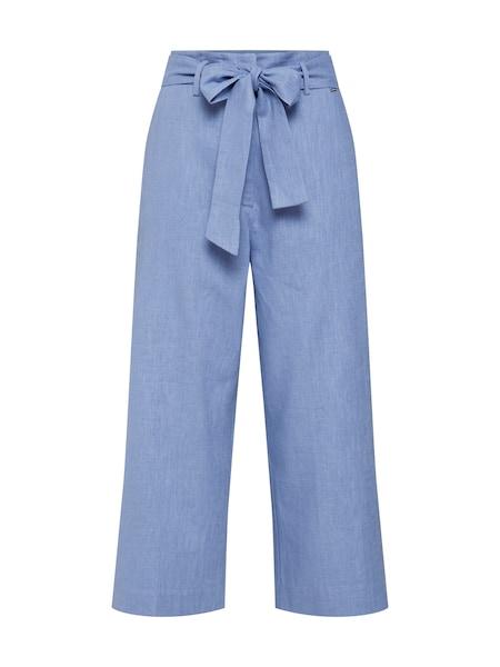 Hosen für Frauen - Hose 'Woven Pants' › Funky Buddha › hellblau  - Onlineshop ABOUT YOU