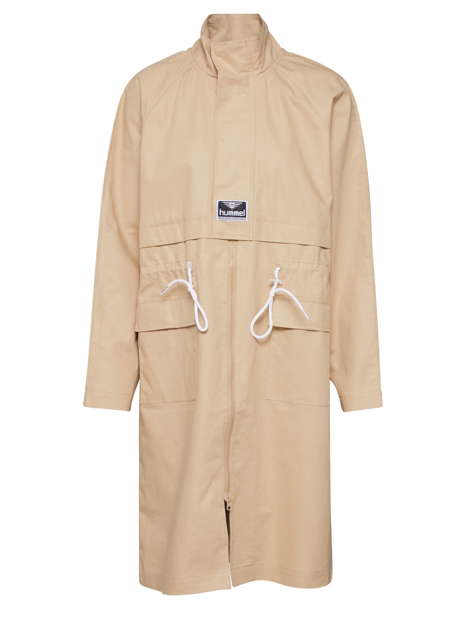 hummel hive Rudeninis-žieminis paltas smėlio