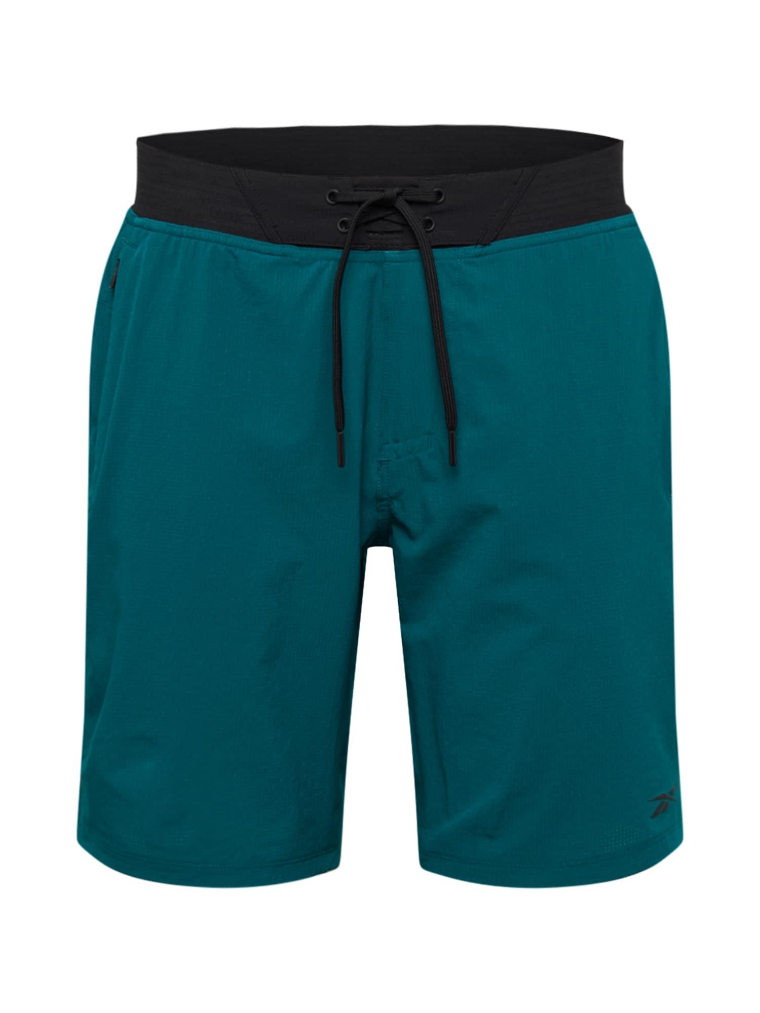 REEBOK Sportinės kelnės pastelinė mėlyna